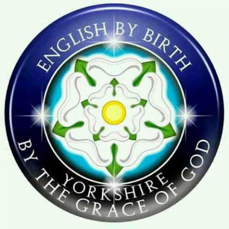 I AM YORKSHIRE PERSON!
